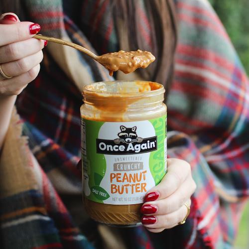 Peanut Butter Crunchy Jar