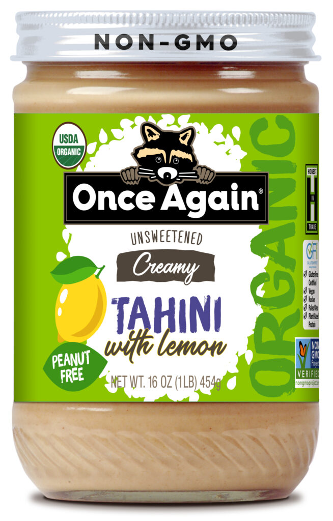 Tahini Lemon